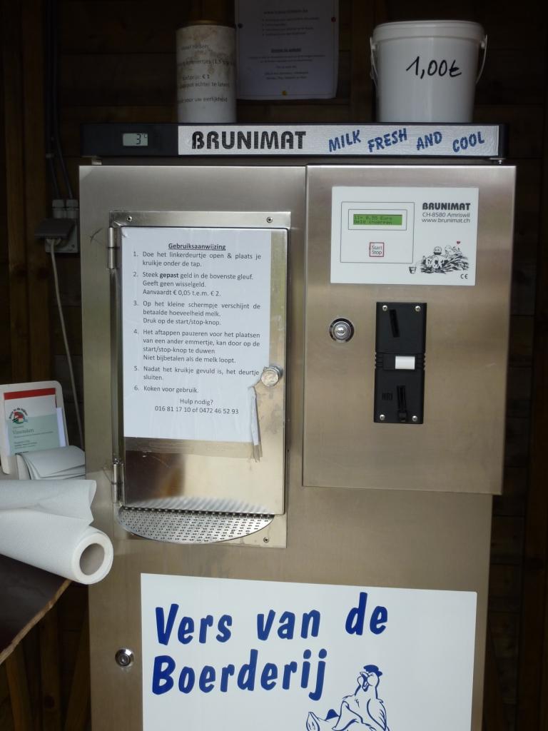 melkautomaat